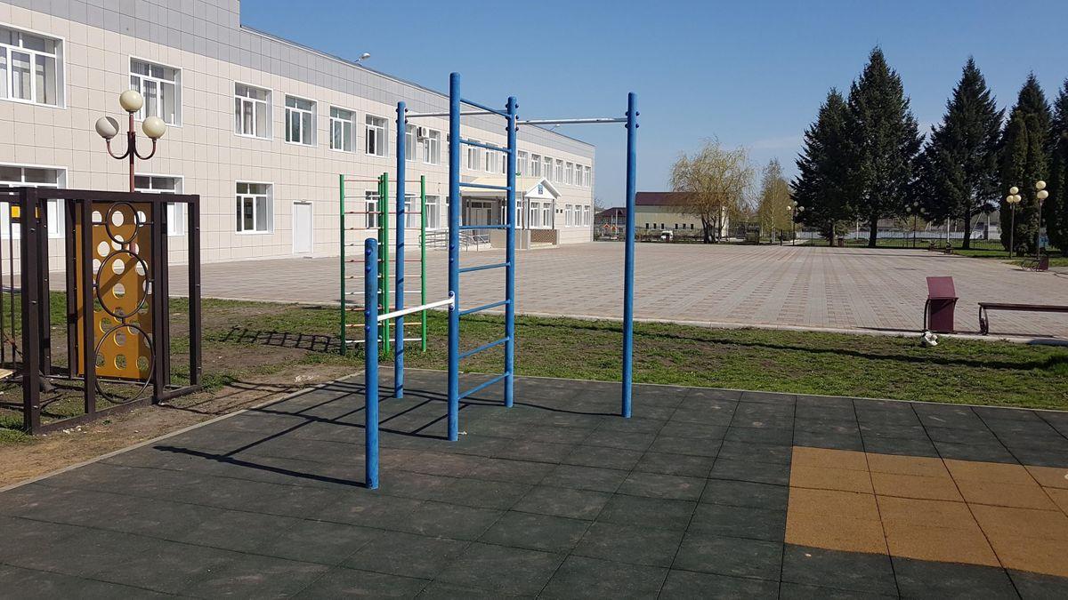 Dolgorukovsky - Calisthenics Park - 399510