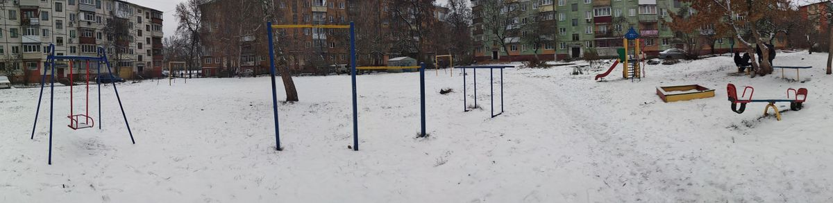 Chernihiv - Calisthenics Gym - Дитинець