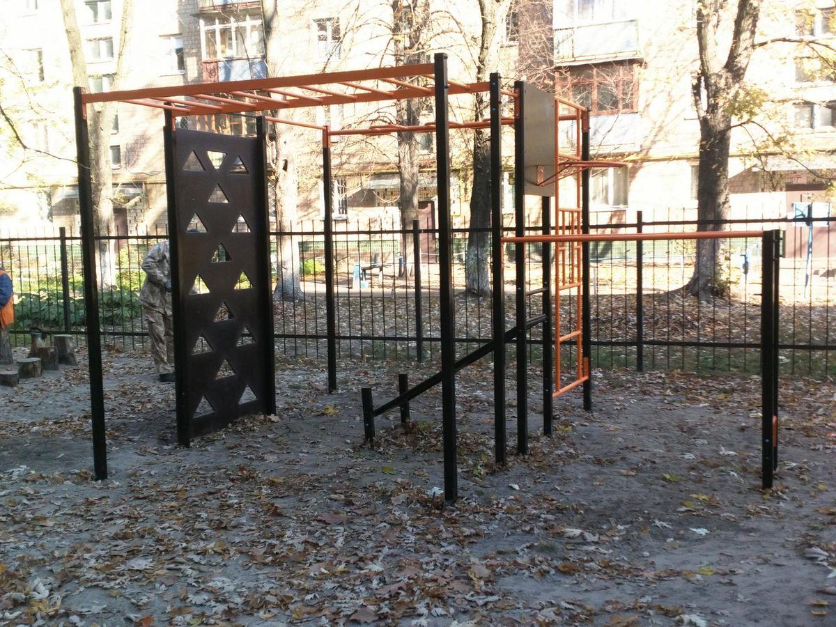 Kyiv - Fitness Park - Кумушка