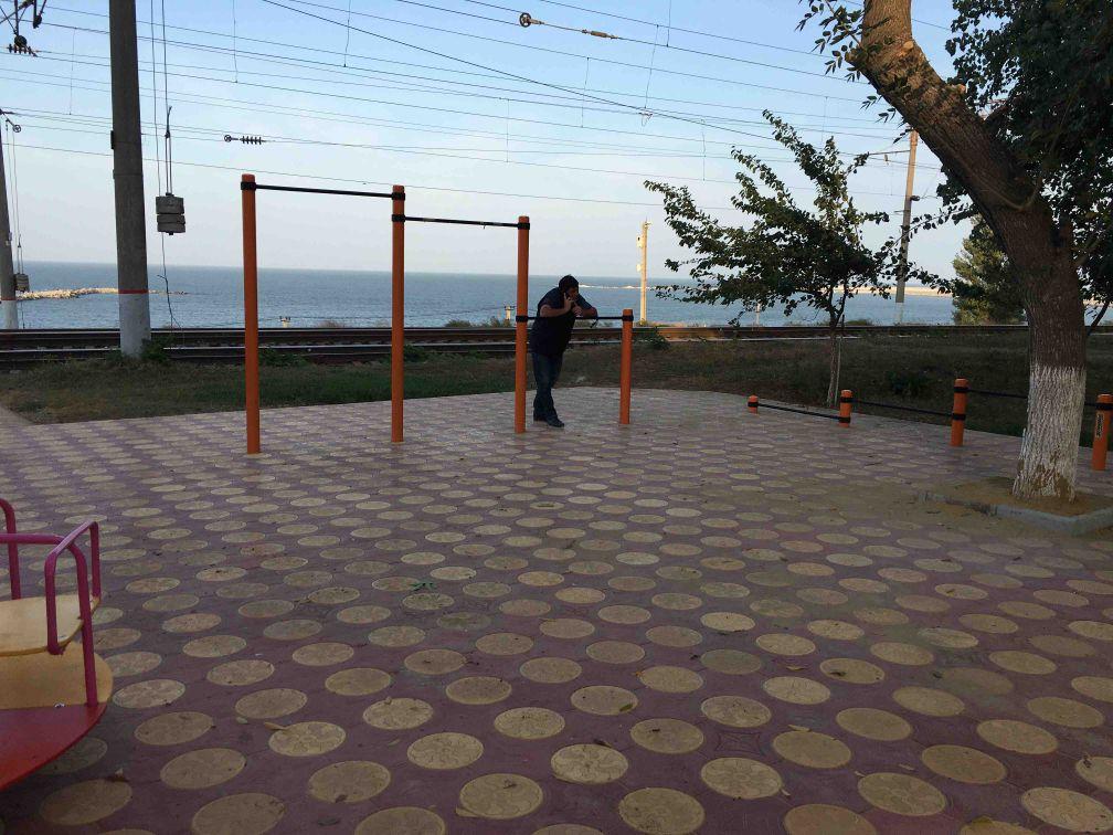 Makhachkala - Aire de Fitness - Тирамису