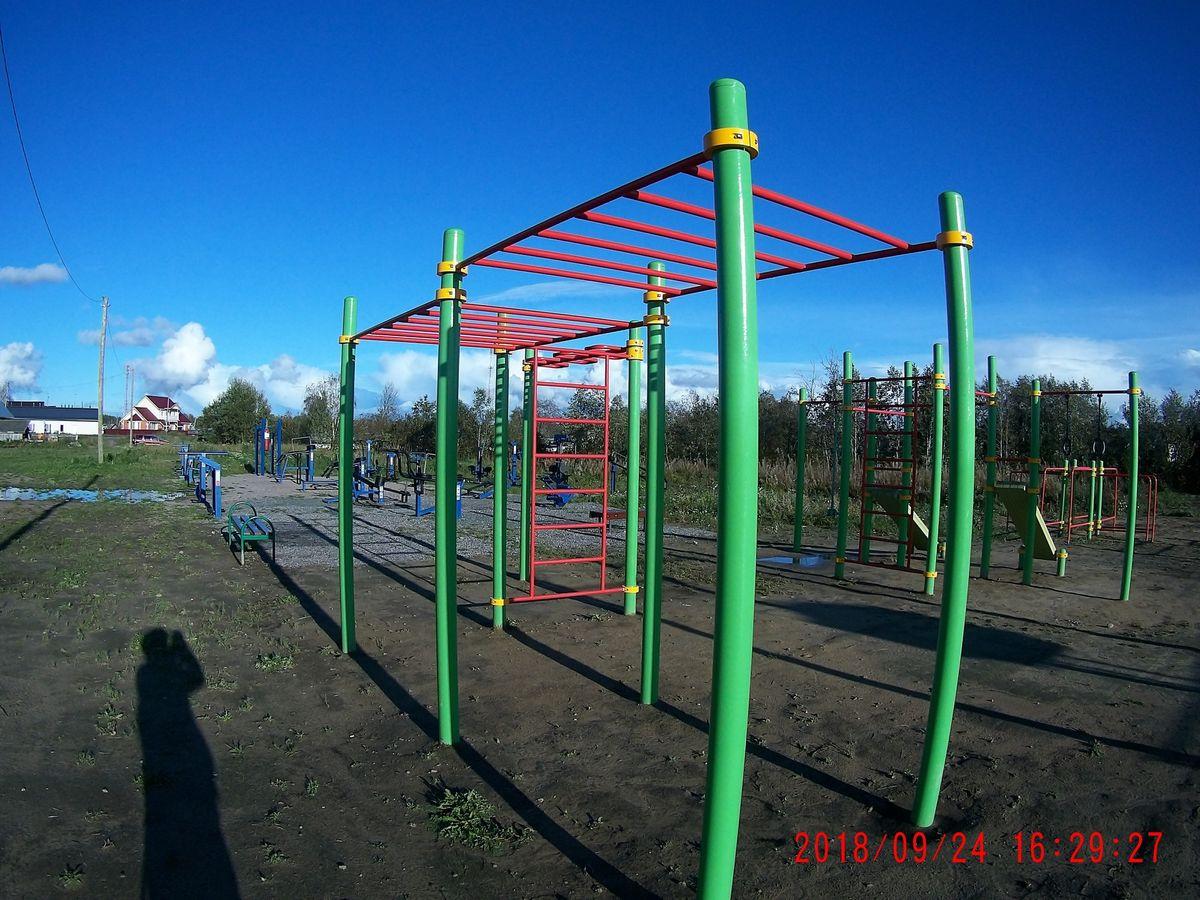 Megregskoe - Street Workout Park - 186020