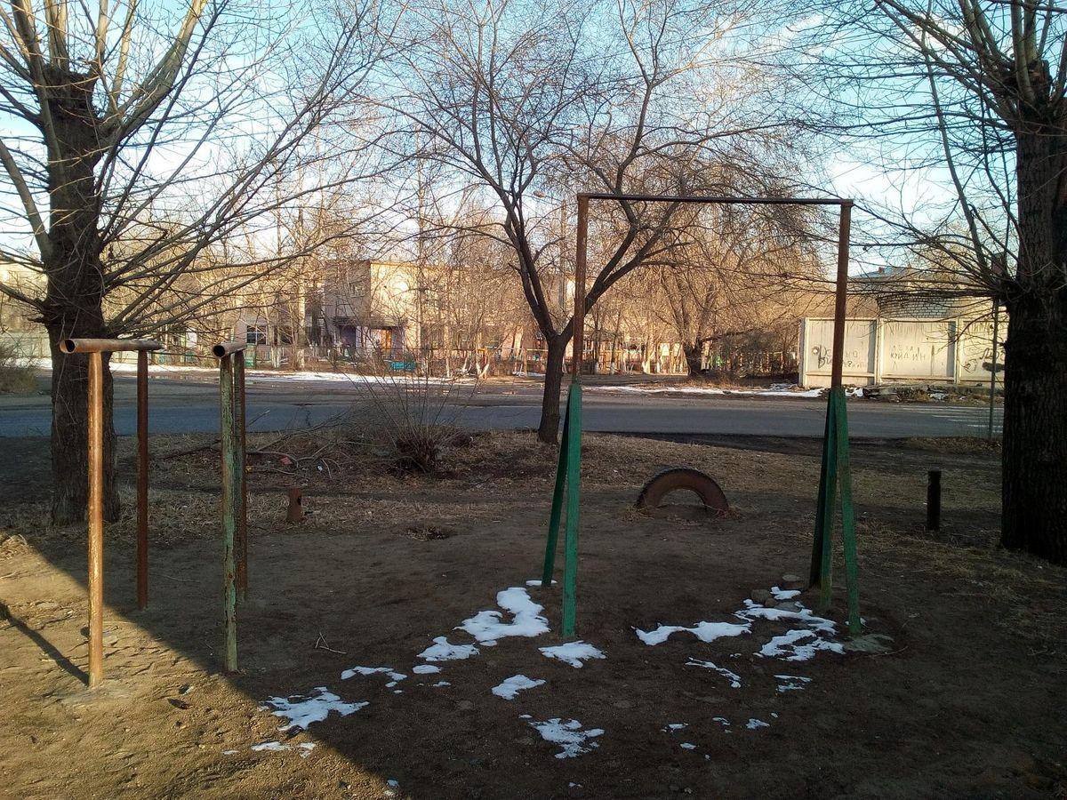 Chita - Street Workout Park - ТРЦ  Фортуна