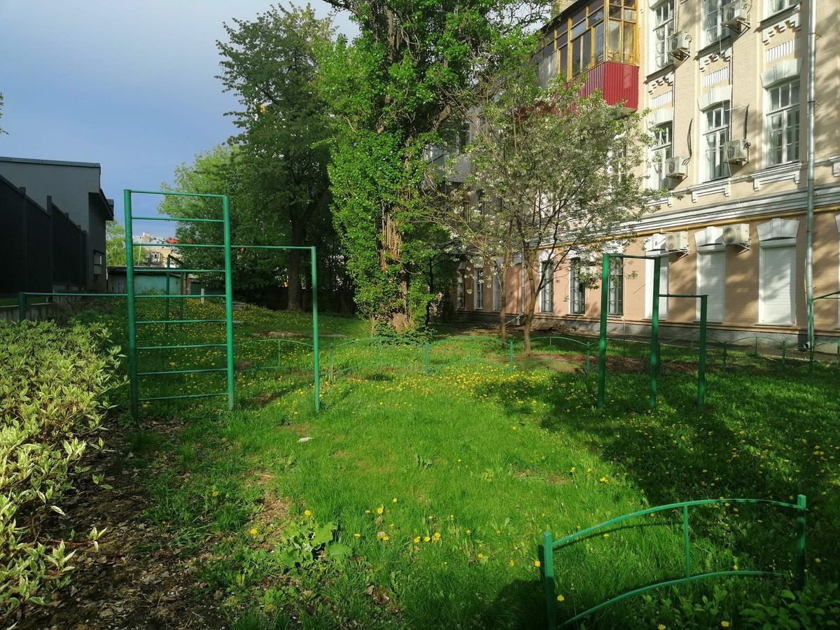 Kyiv - Street Workout Park - 2music