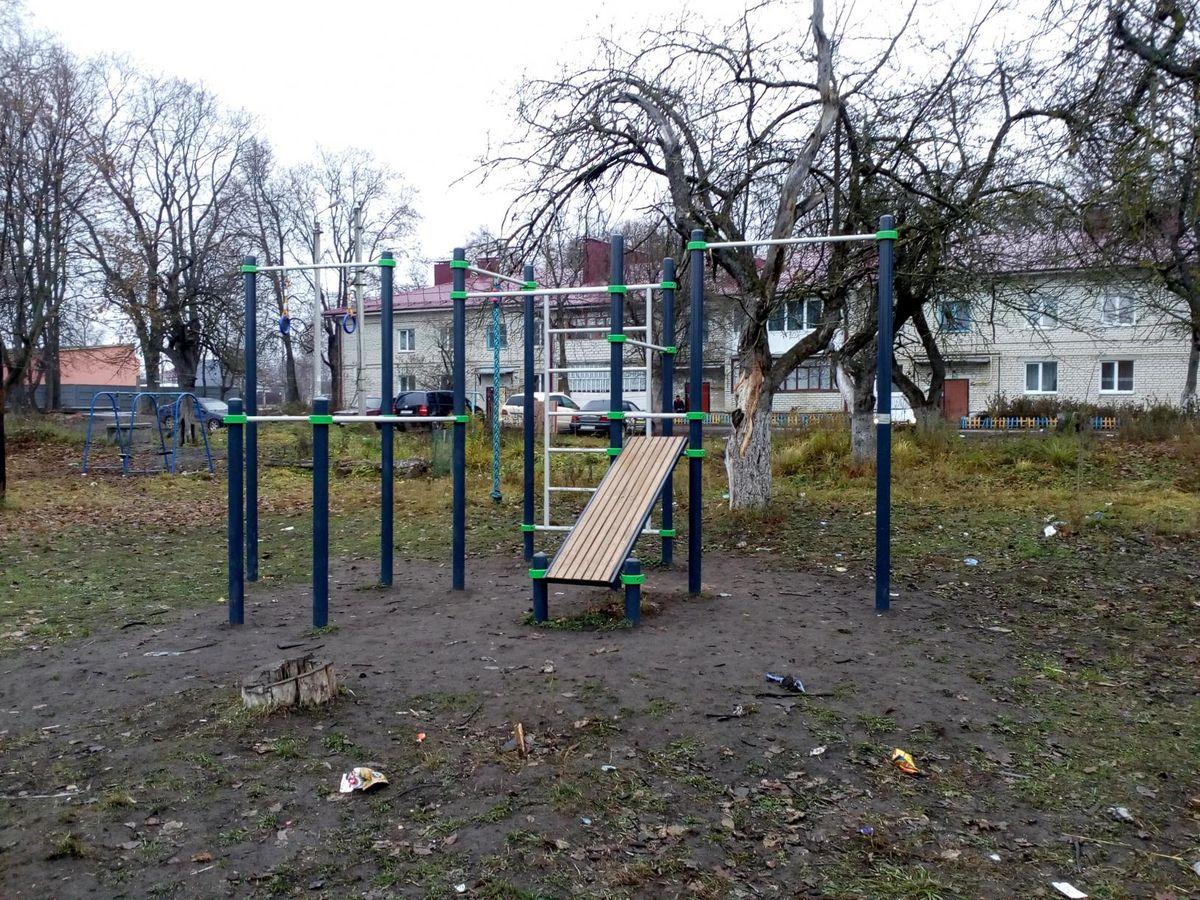 Snezhskoe - Calisthenics Gym - Очаг