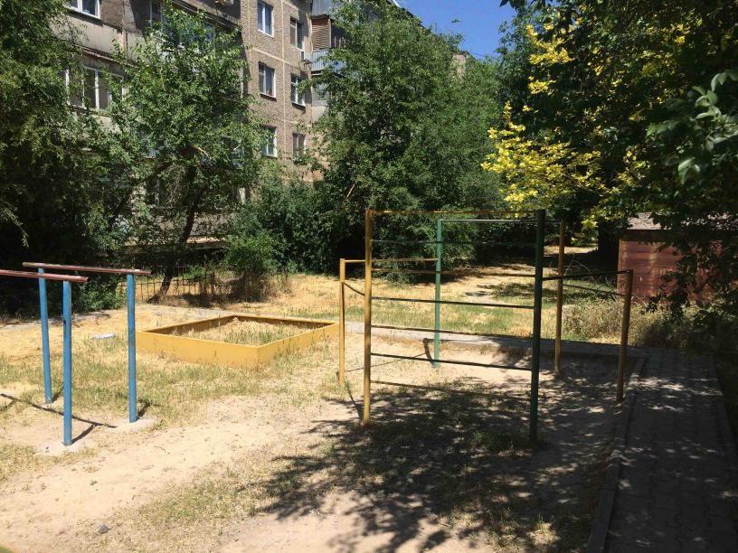 Kazakhstan - Street Workout Park - South Kazakhstan Region