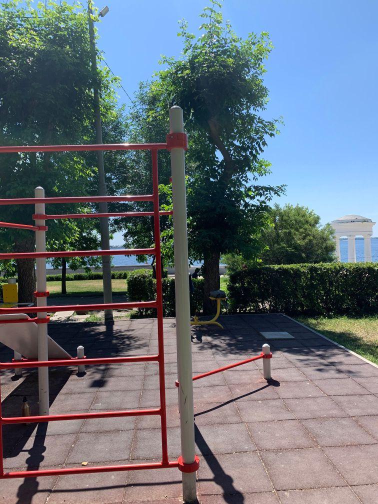 Saratov - Fitness Park - Ротонда