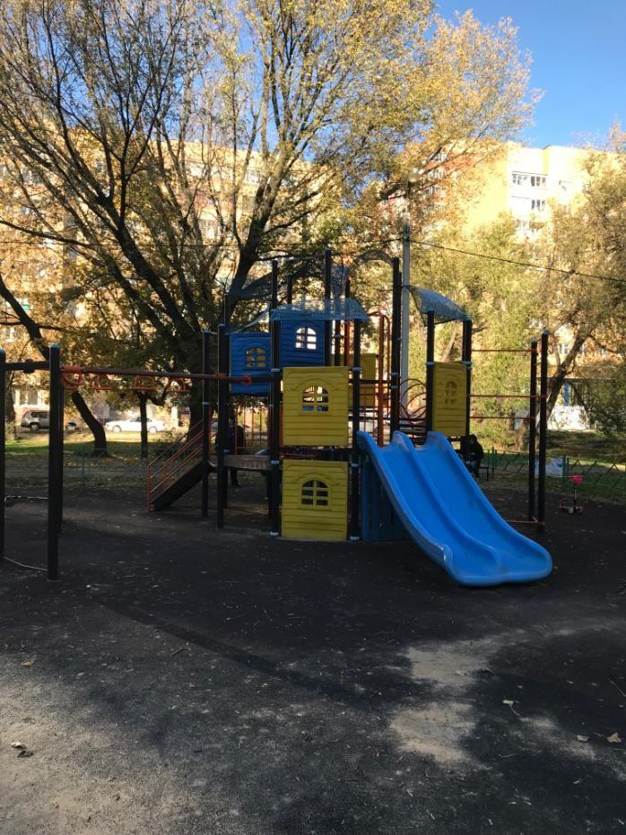 Shchyolkovo - Street Workout Park - Красное & Белое