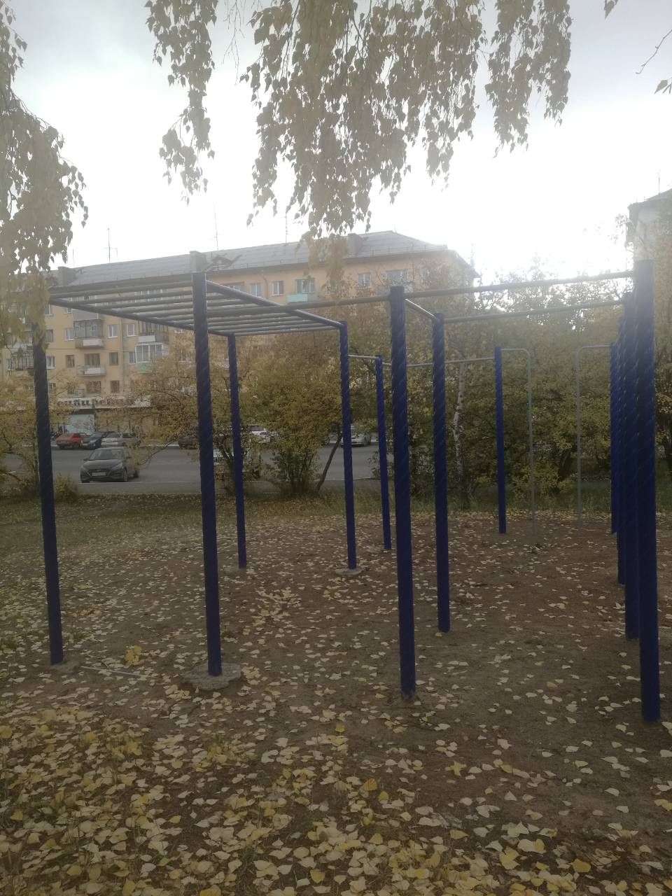 Bratsk - Calisthenics Gym - Фишка
