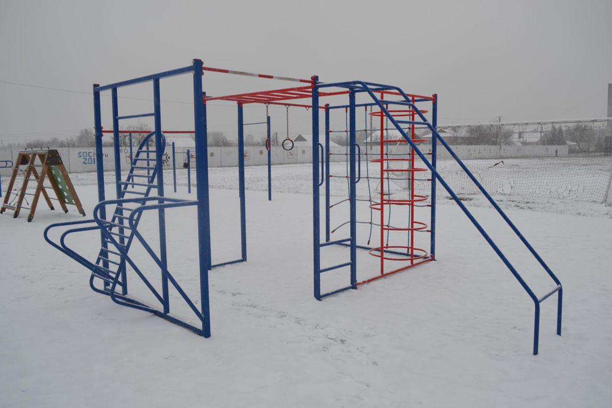 Snezhskoe - Calisthenics Park - 241043
