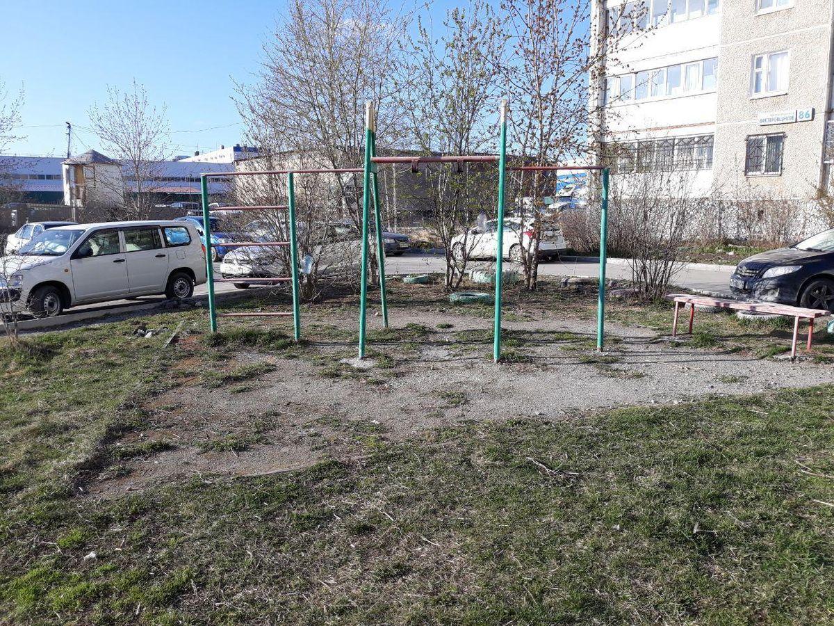 Yekaterinburg - Calisthenics Gym - Школа №167