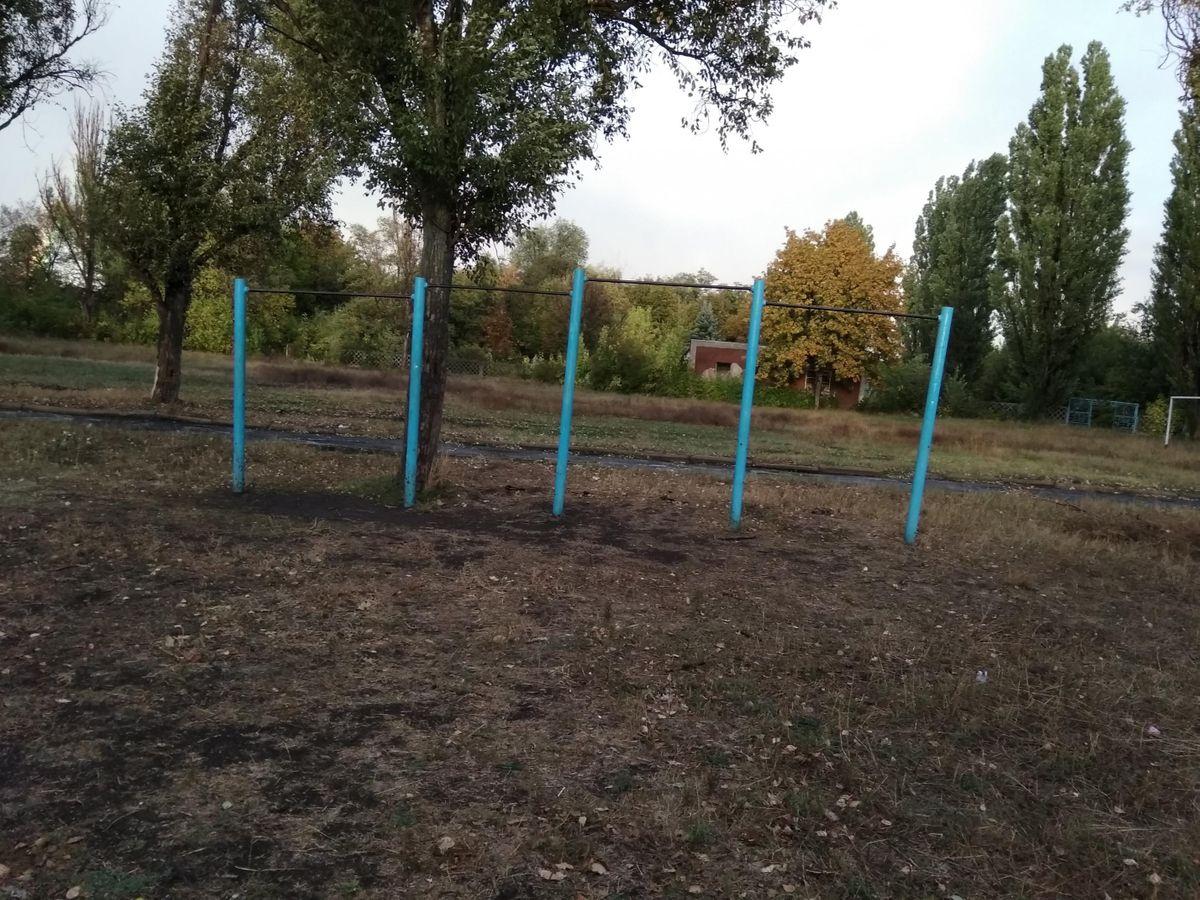 Donetsk Oblast - Street Workout Park - Donetsk
