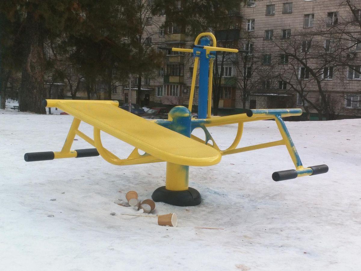 Kyiv - Aire de Fitness - Н-Стиль