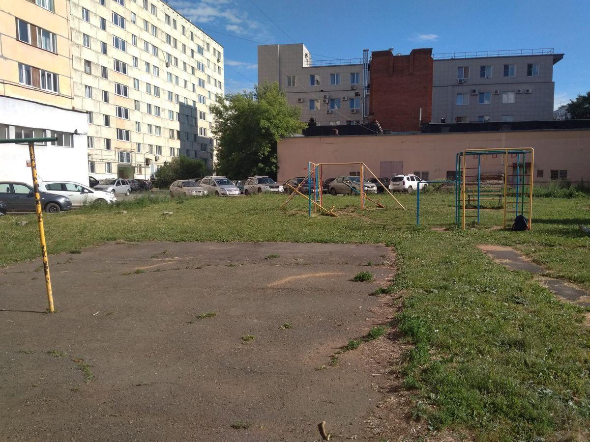 Izhevsk - Street Workout Park - Pizza House