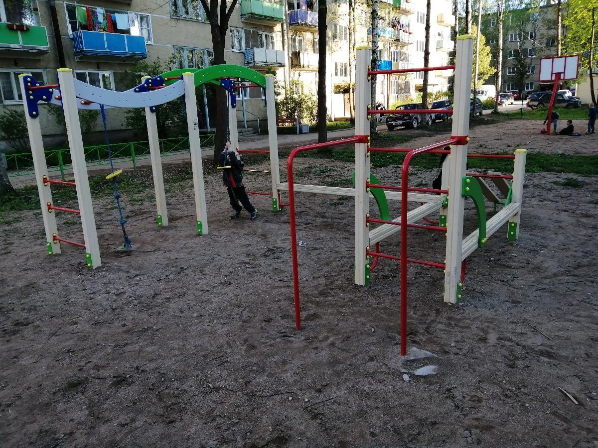 Dno - Street Workout Park - 182670