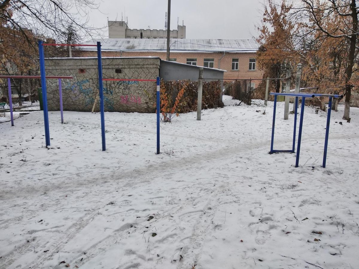 Chernihiv - Calisthenics Gym - Фотостудия  TOCO PHOTO