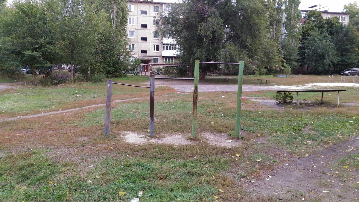 Borisoglebsk - Calisthenics Park - Магнит