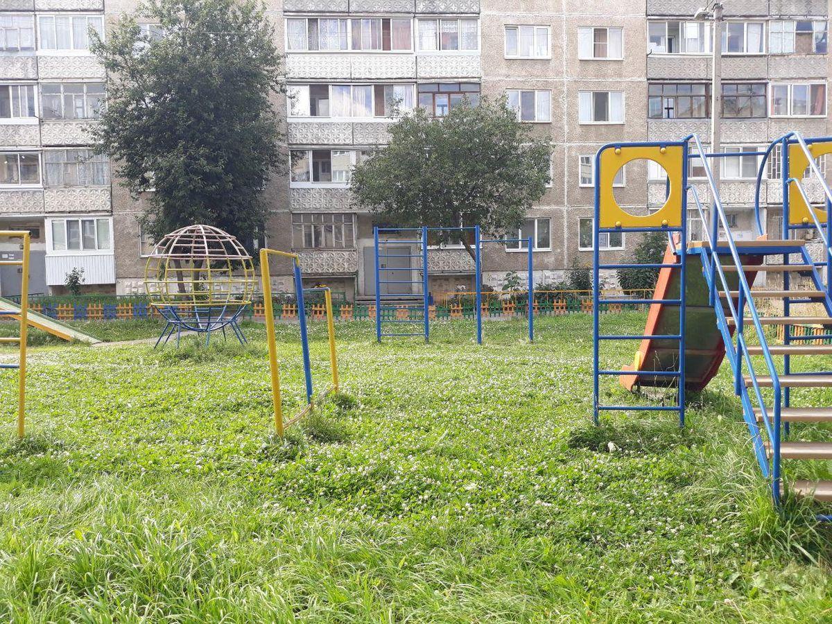 Sredneuralsk - Calisthenics Park - Кировский