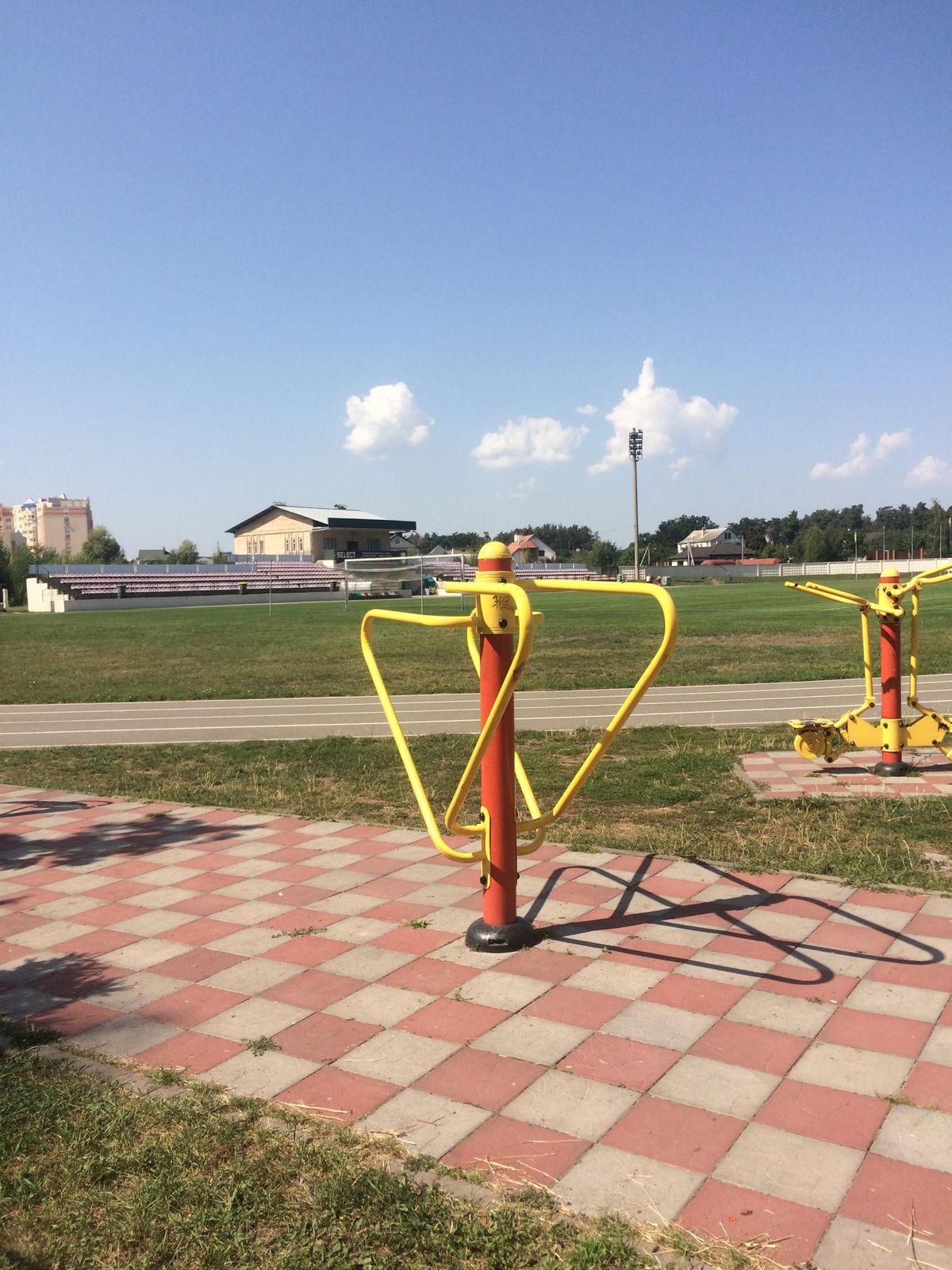 Bucha - Calisthenics Gym - Антошка