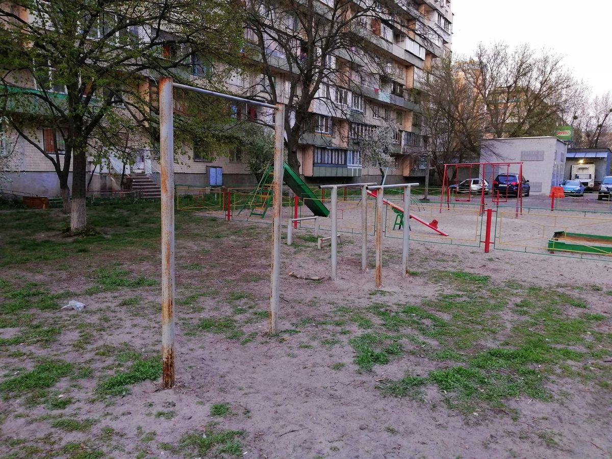 Kyiv - Street Workout Park - Фора