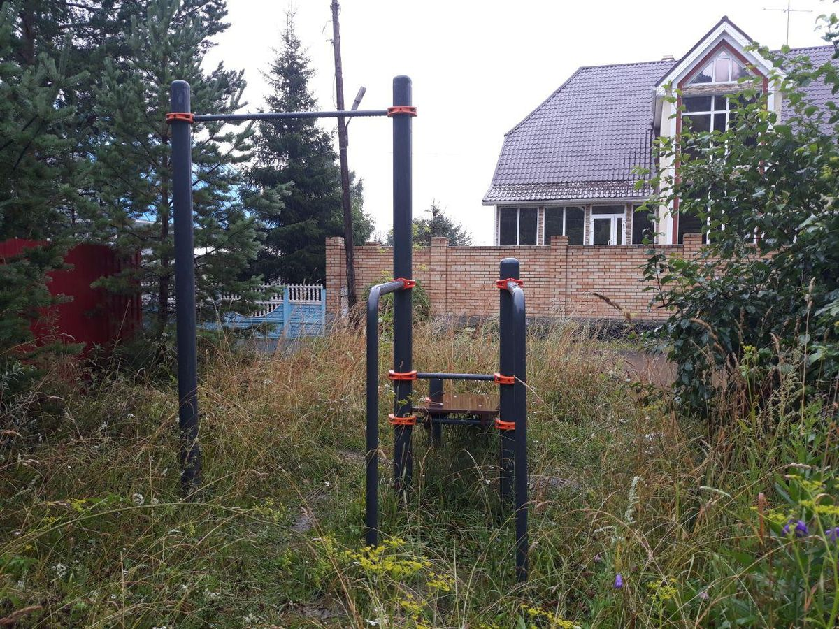 Verkhnyaya Pyshma - Outdoor Gym - Магазин Урожай