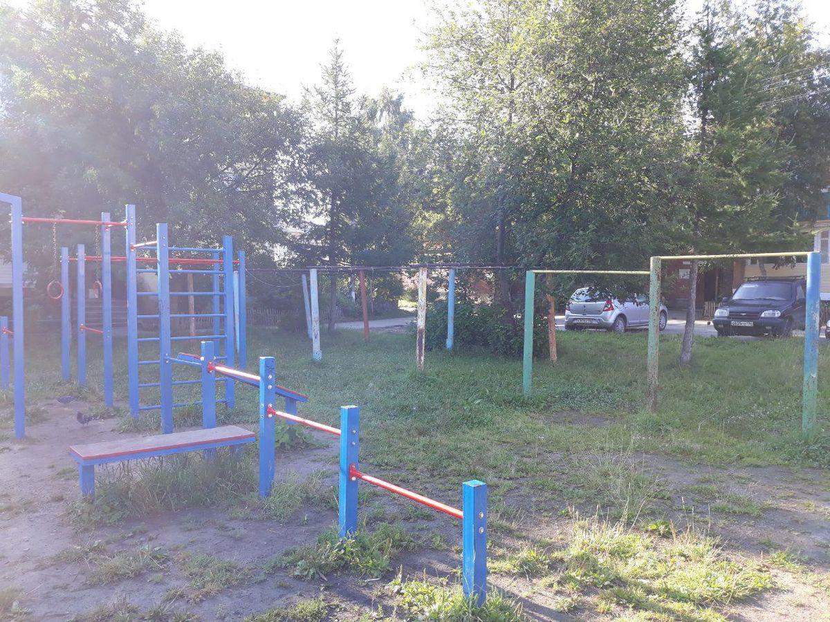 Verkhnyaya Pyshma - Fitness Park - 624080