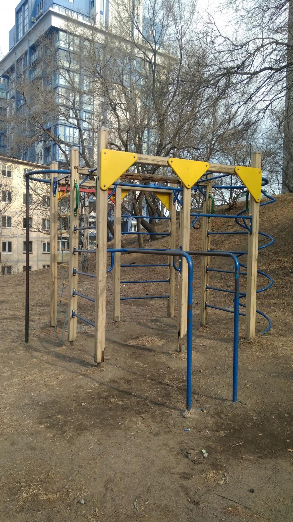 Vladivostok - Fitness Park - Алёнка
