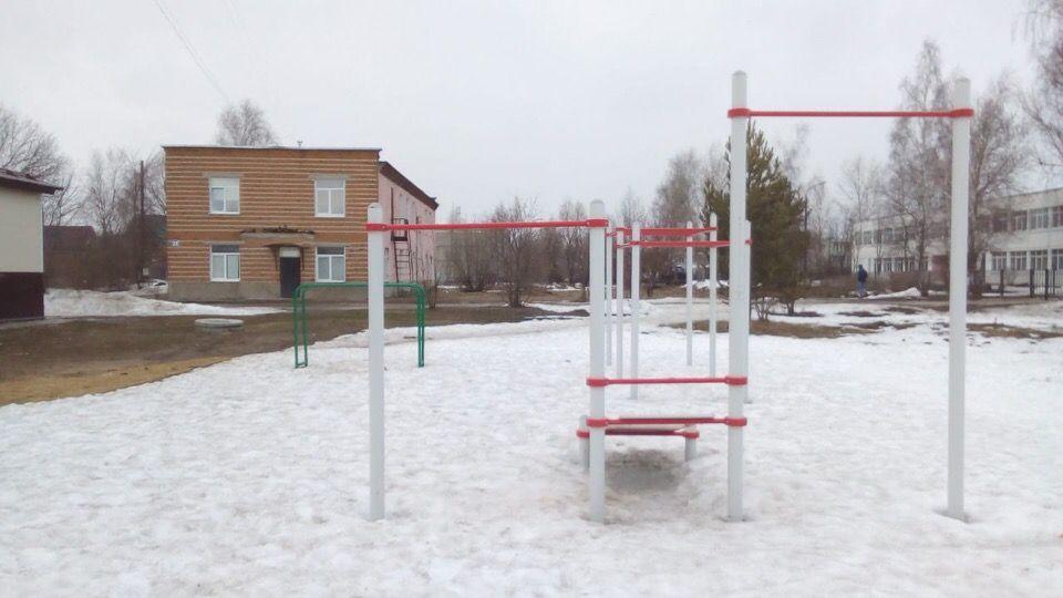 Yegoryevsk - Street Workout Park - 140341