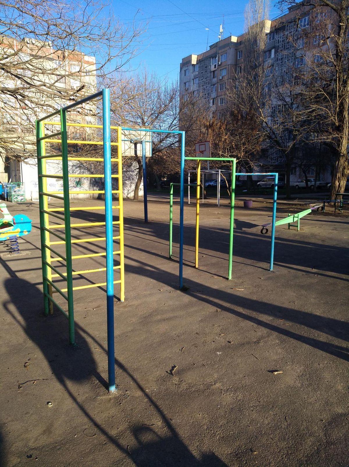 Odessa - Aire de Fitness - Сільпо / Silpo