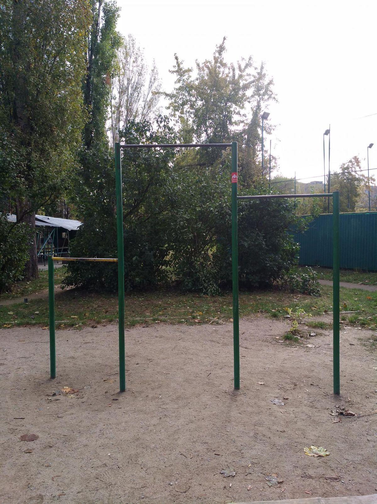 Odessa - Aire de Fitness - Ступени
