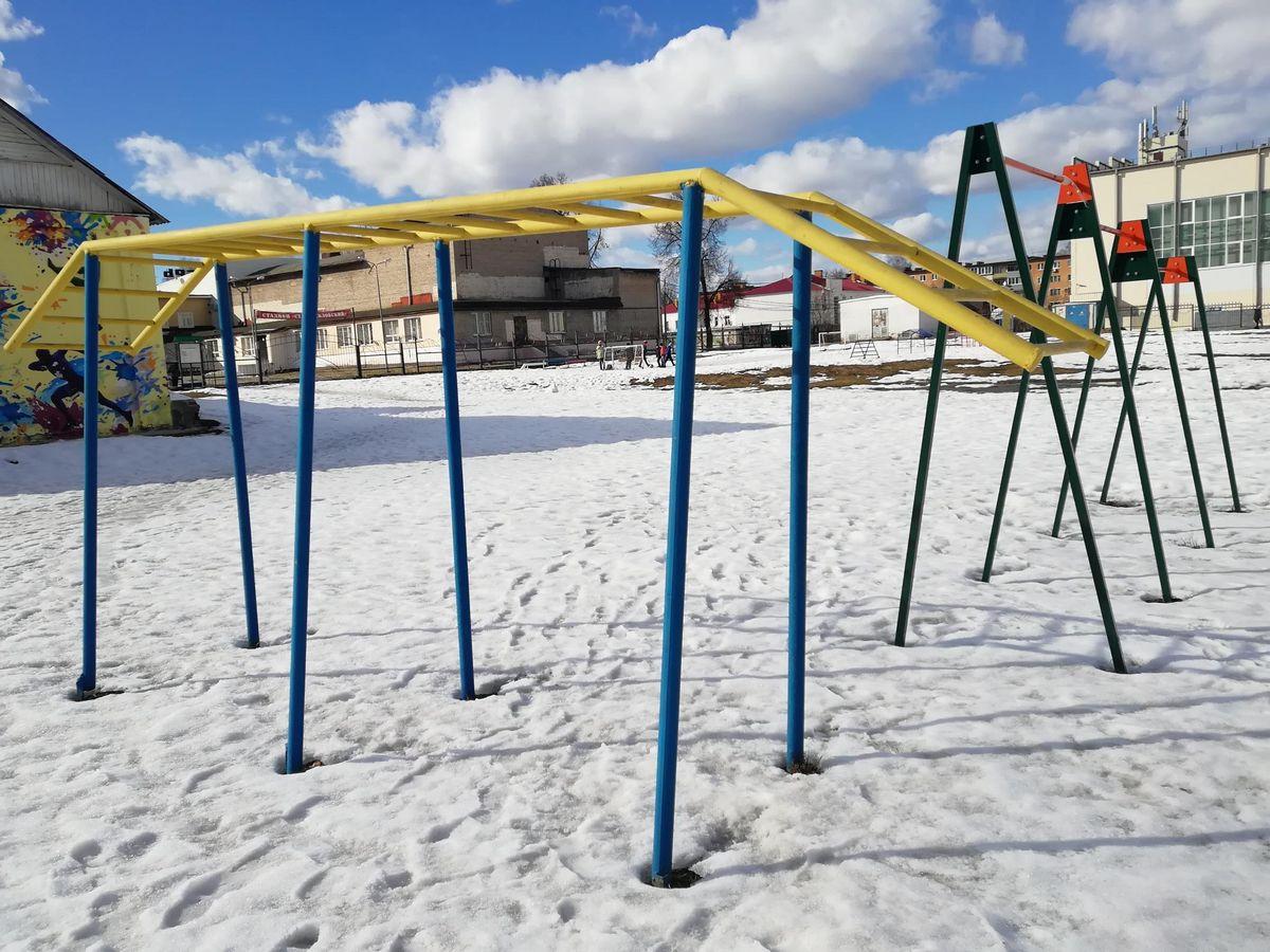 Pavlovsky Posad - Street Workout Park - Стадион «Старопавловский»