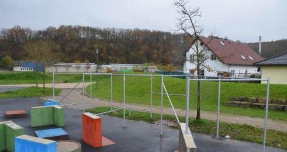 Parkour & Calisthenics Park at Wetzlar