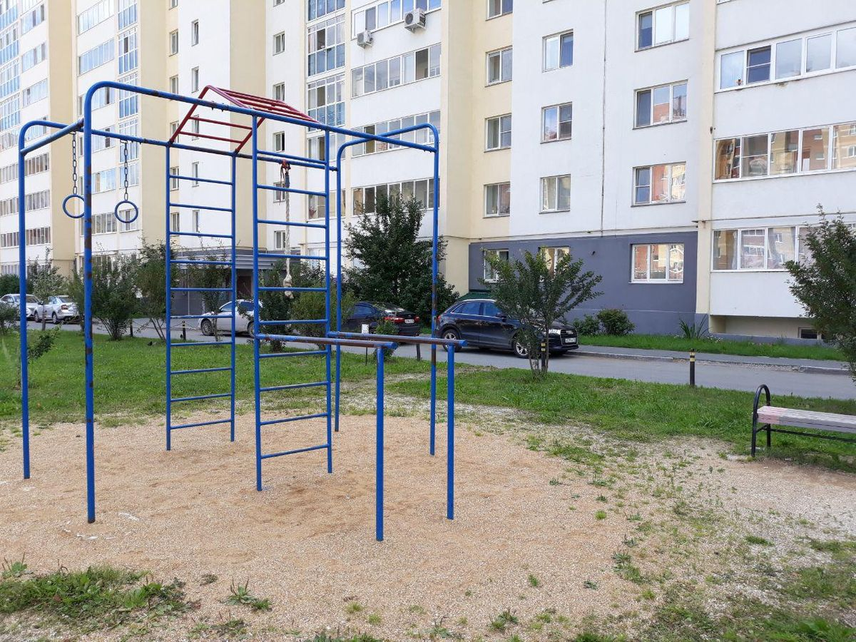 Verkhnyaya Pyshma - Aire de Fitness - Элект