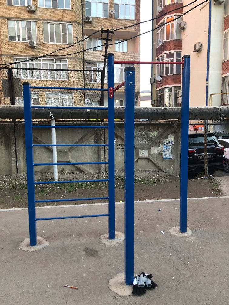 Makhachkala - Outdoor Gym - Сабур