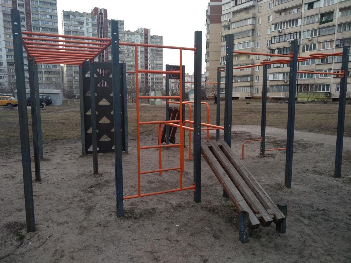 Kyiv - Fitness Park - Салон  Мрія