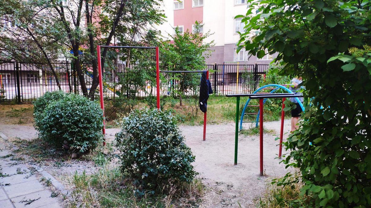 Bishkek - Calisthenics Gym - Народный / Narodnyi