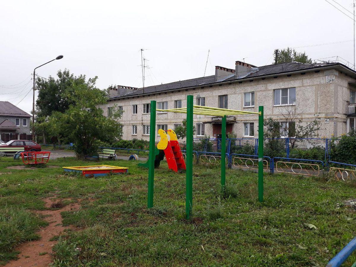 Verkhnyaya Pyshma - Street Workout Park - Магазин Урожай
