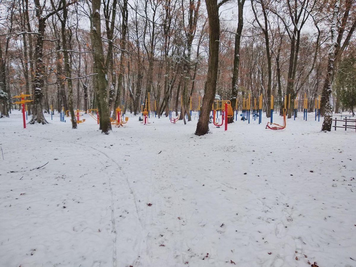 Chernihiv - Fitness Park - El Sad