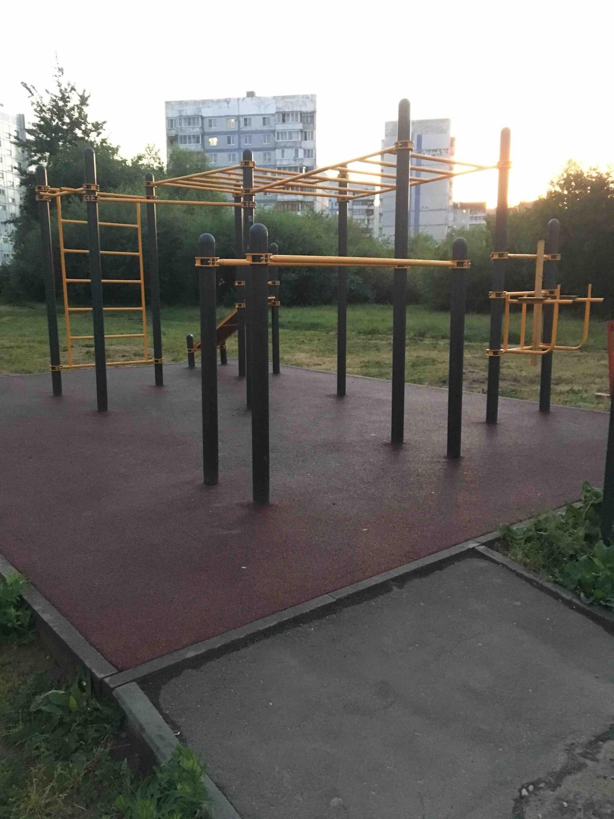 Yaroslavl - Street Workout Park - Art Fitness