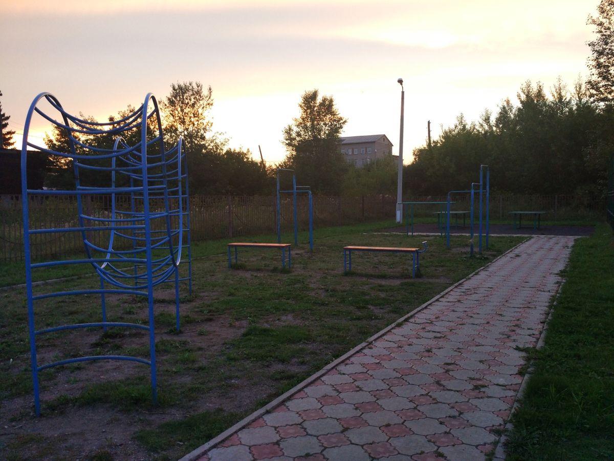 Uzhur - Fitness Park - 662251
