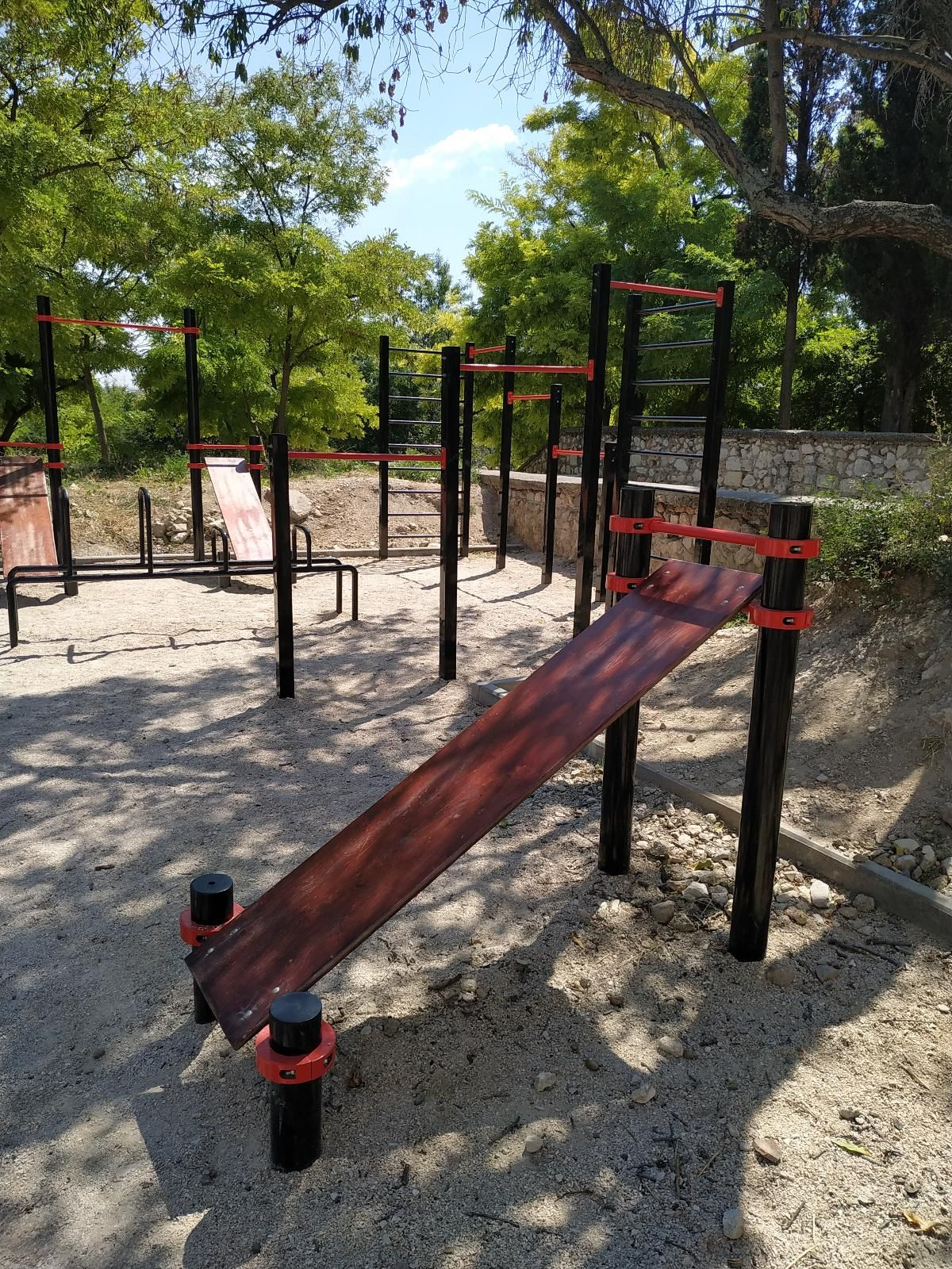 Sevastopol - Outdoor Gym - СЦКиИ