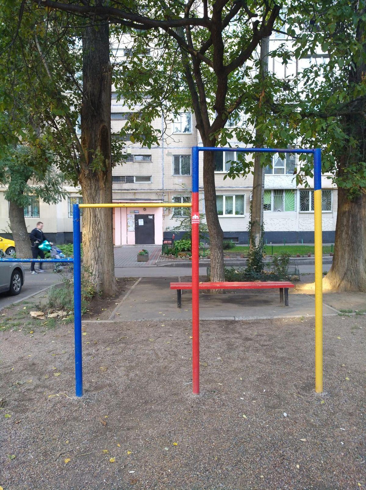 Odessa - Street Workout Park - Кондитерская