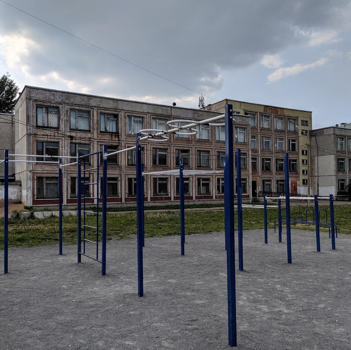 Cherepovets - Fitness Park - Почта России 162626