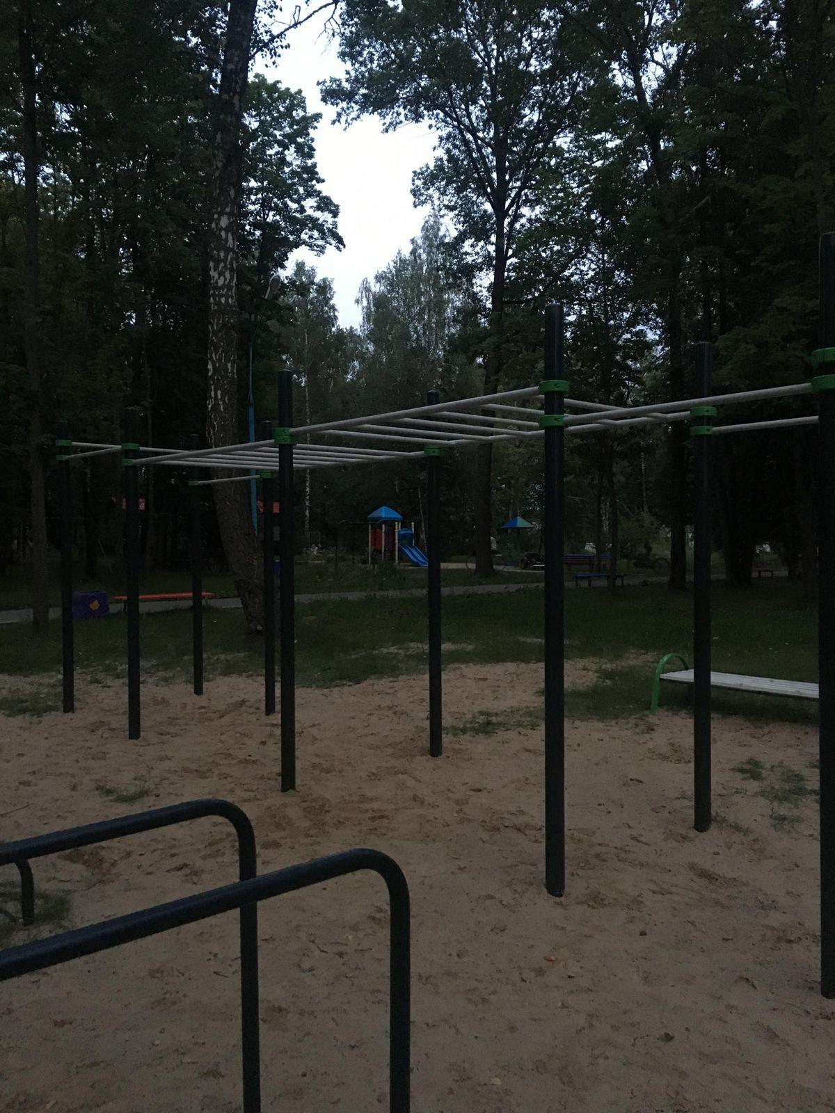 Zlynkovskoe - Aire de Fitness - 243600