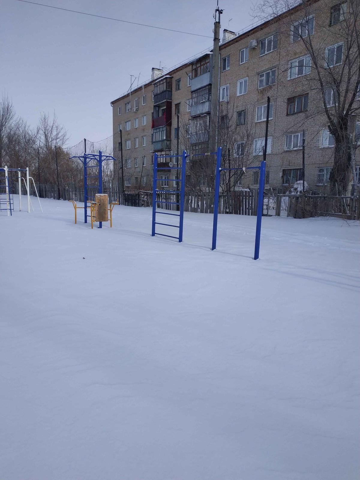 Buzuluk - Street Workout Park - Энергия