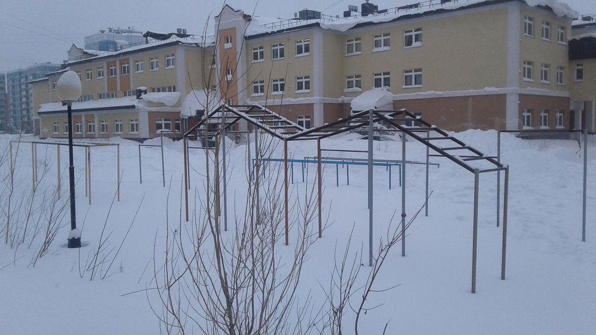 Novy Urengoy - Calisthenics Park - Школа №17
