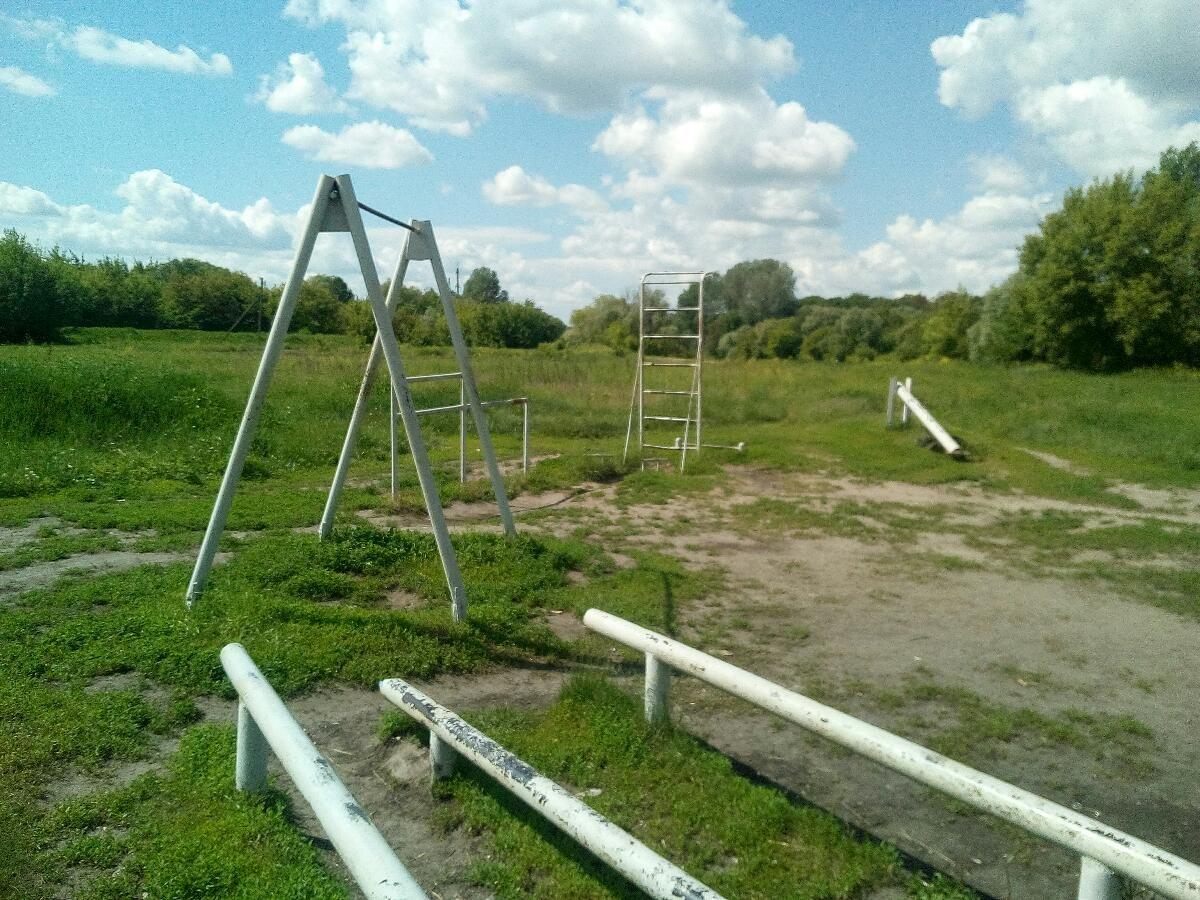 Kursk - Street Workout Park - Пляж  Здоровье