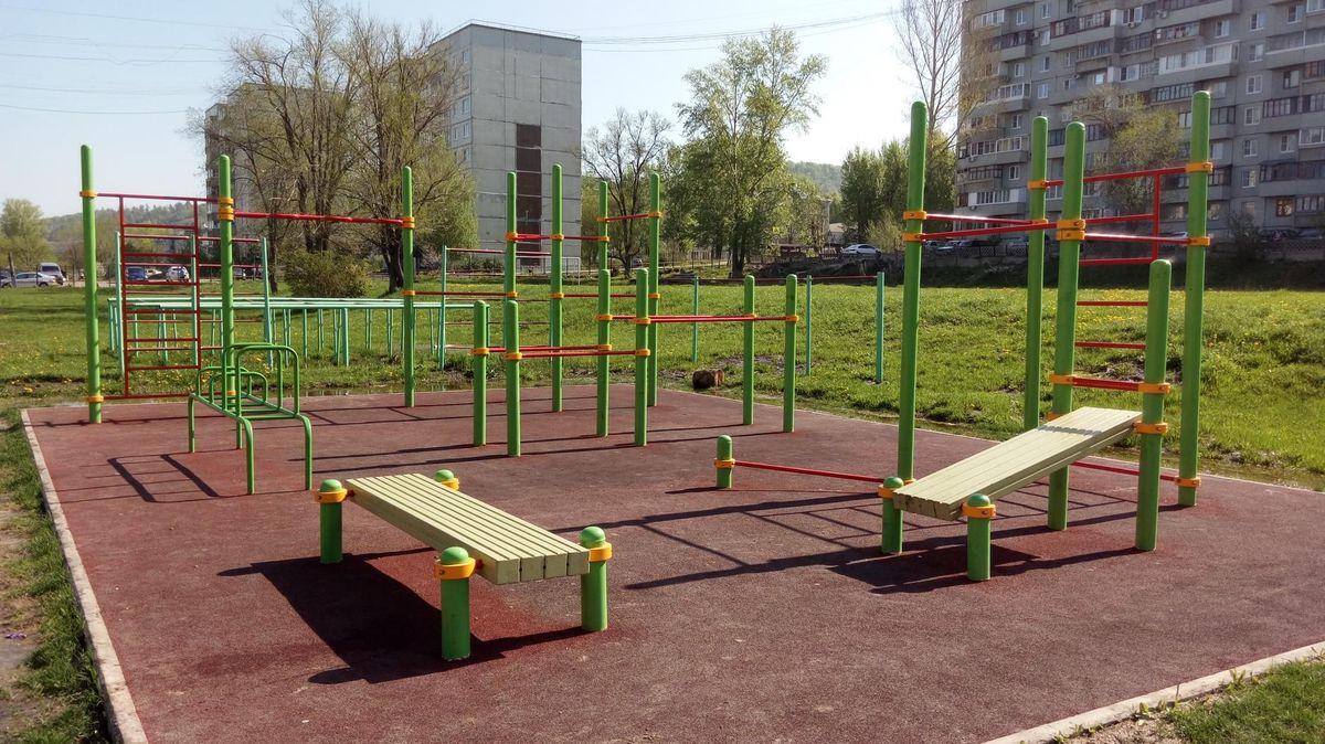Zhigulevsk - Calisthenics Gym - Моркваши