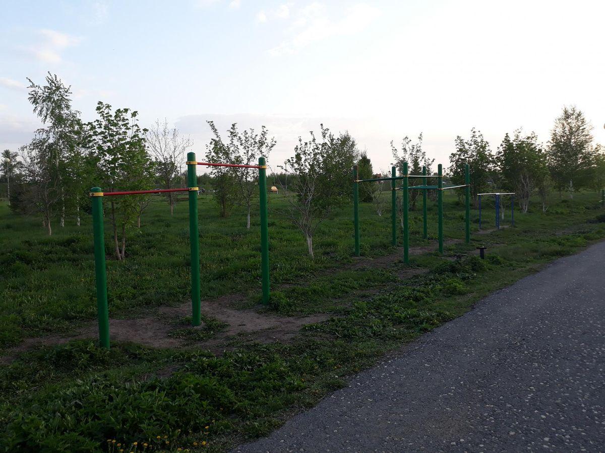 Buzuluk - Street Workout Park - 461040