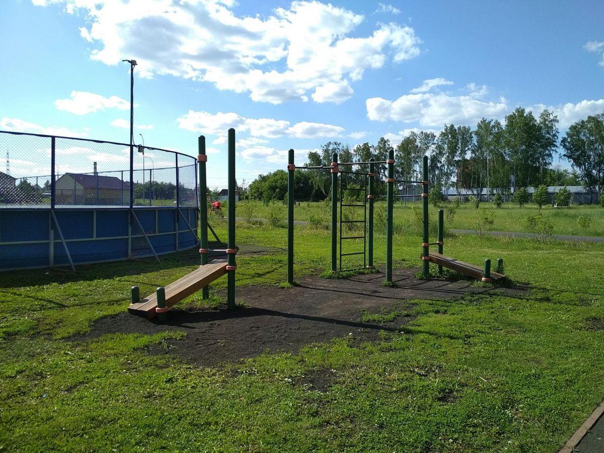 Sukhovskoe - Fitness Park - 650517