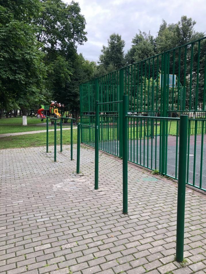 Sovkhoz im Lenina - Street Workout Park - Пос. Совхоза Им. Ленина